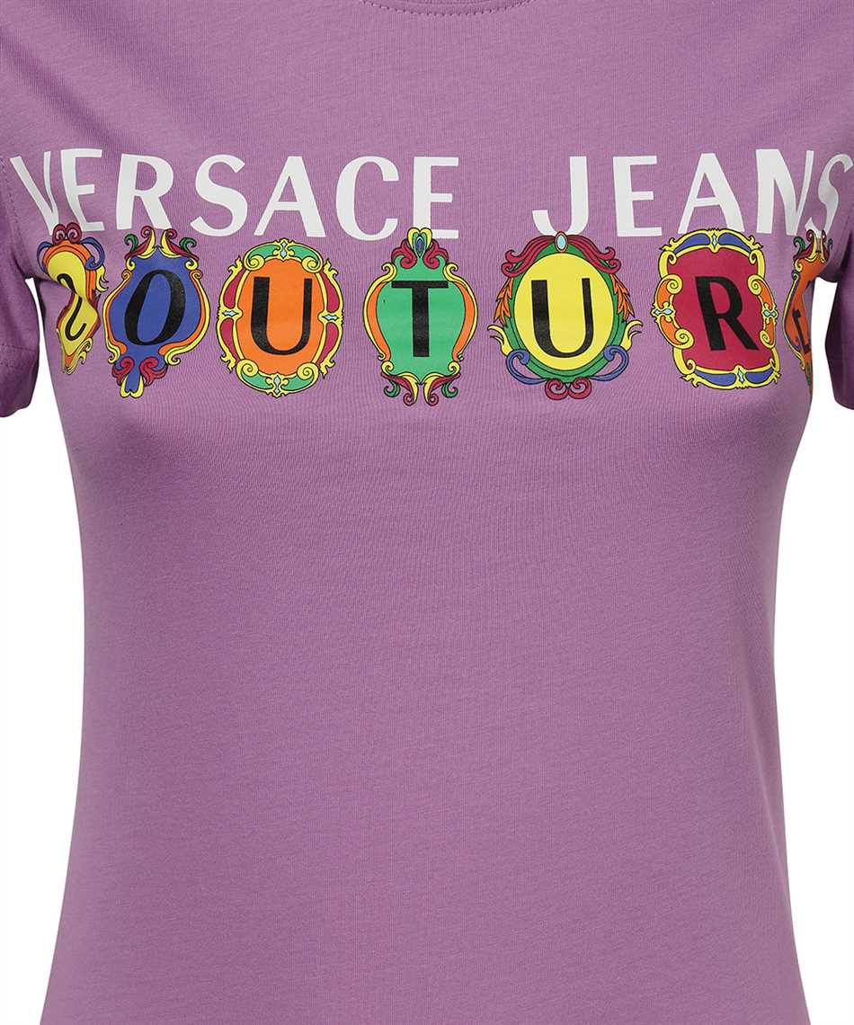 Versace Jeans Couture B2HWA7PA 30457 T-shirt 3