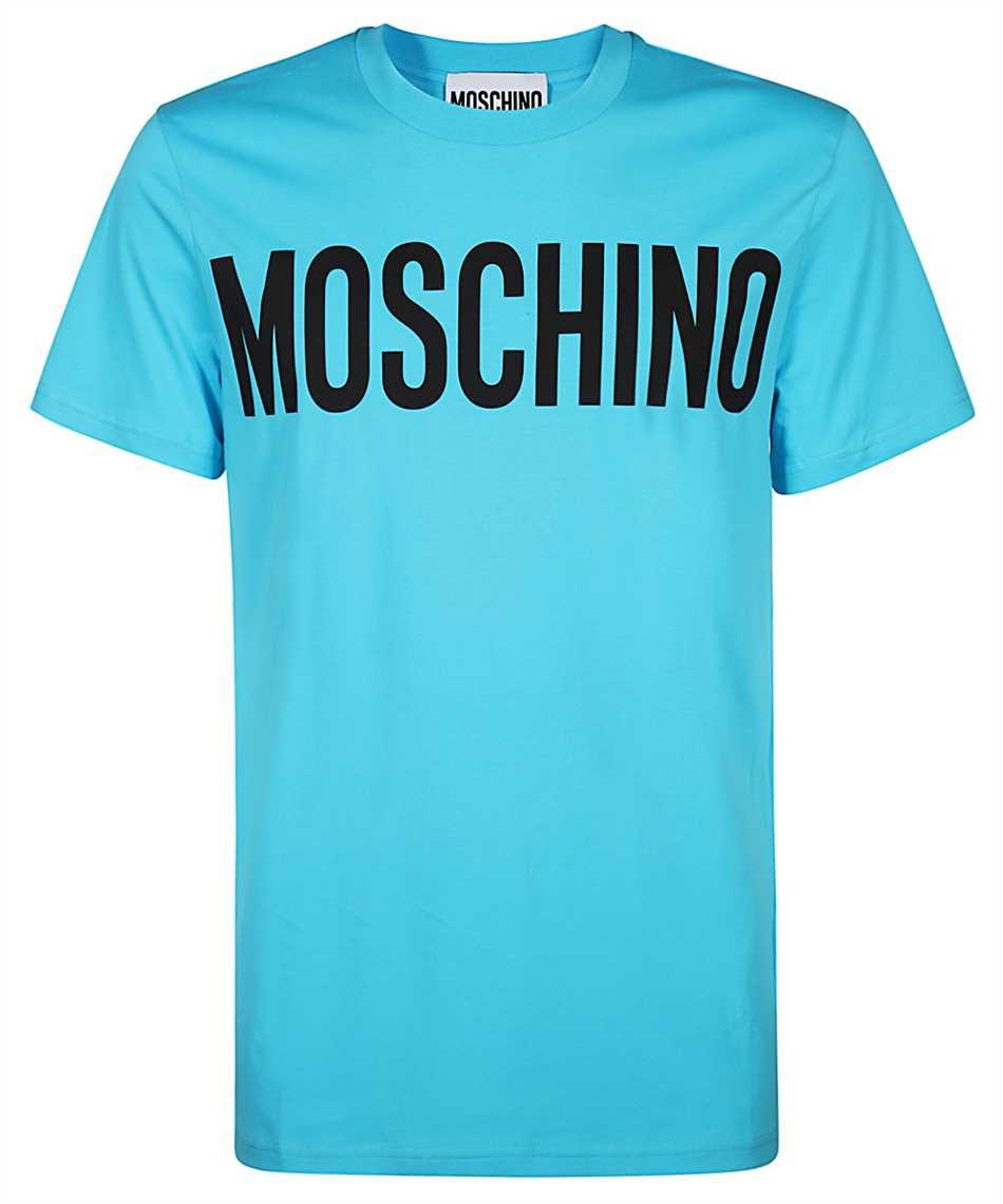 Moschino A0705 2040 LOGO Tričko 1