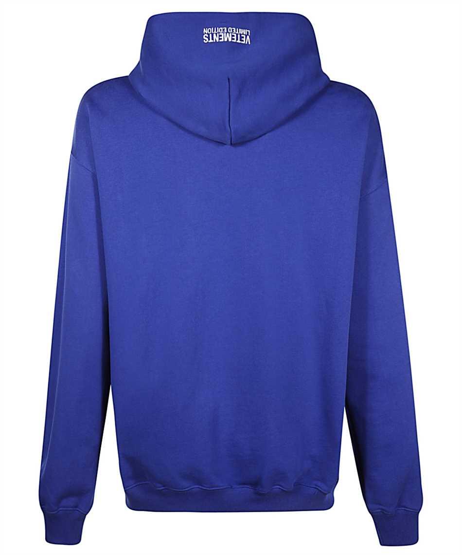 Vetements UE51TR440R ANTWERP LOGO Kapuzen-Sweatshirt 2