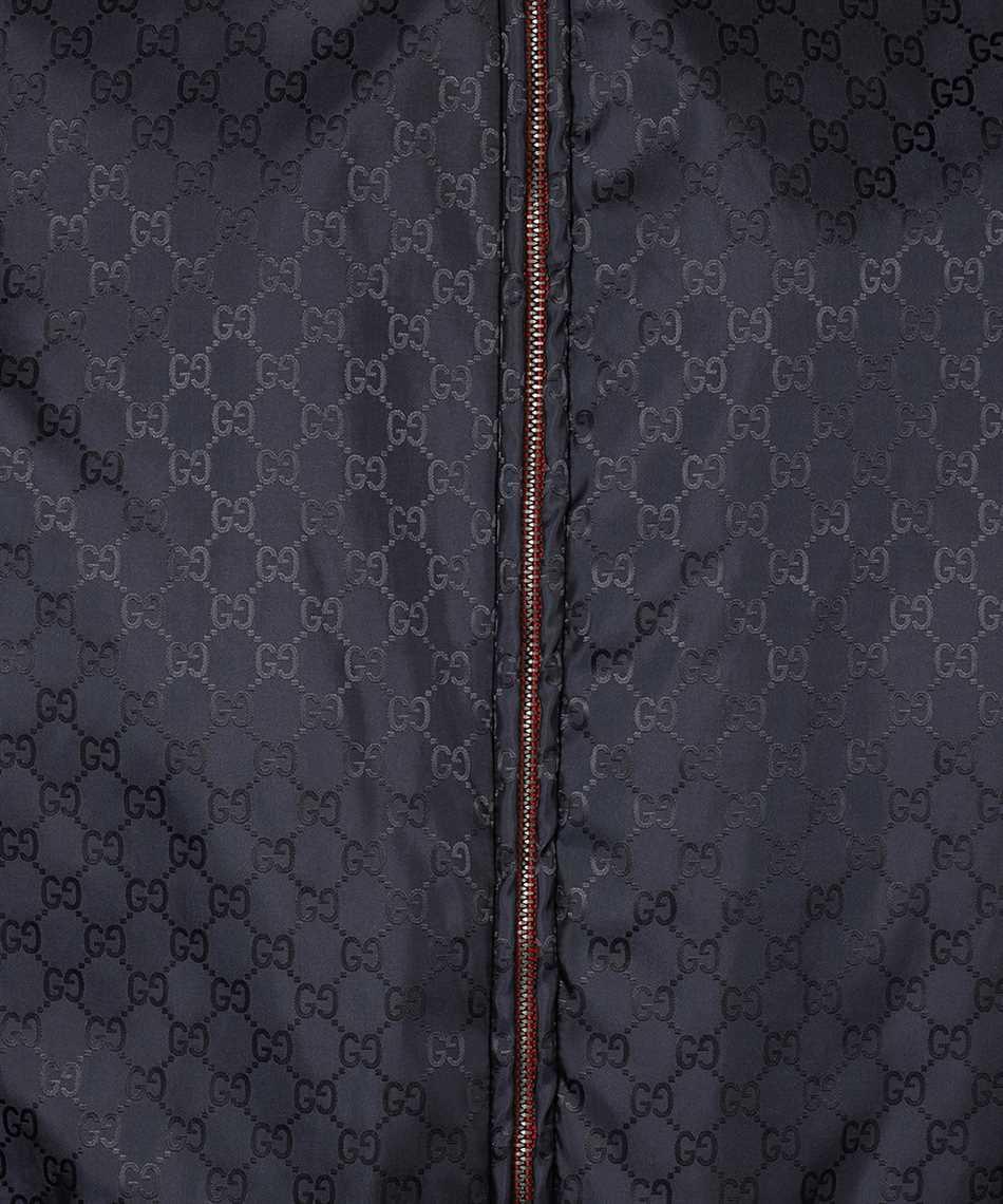 Gucci 521764 Z789C REVERSIBLE GG NYLON BOMBER Jacke 3