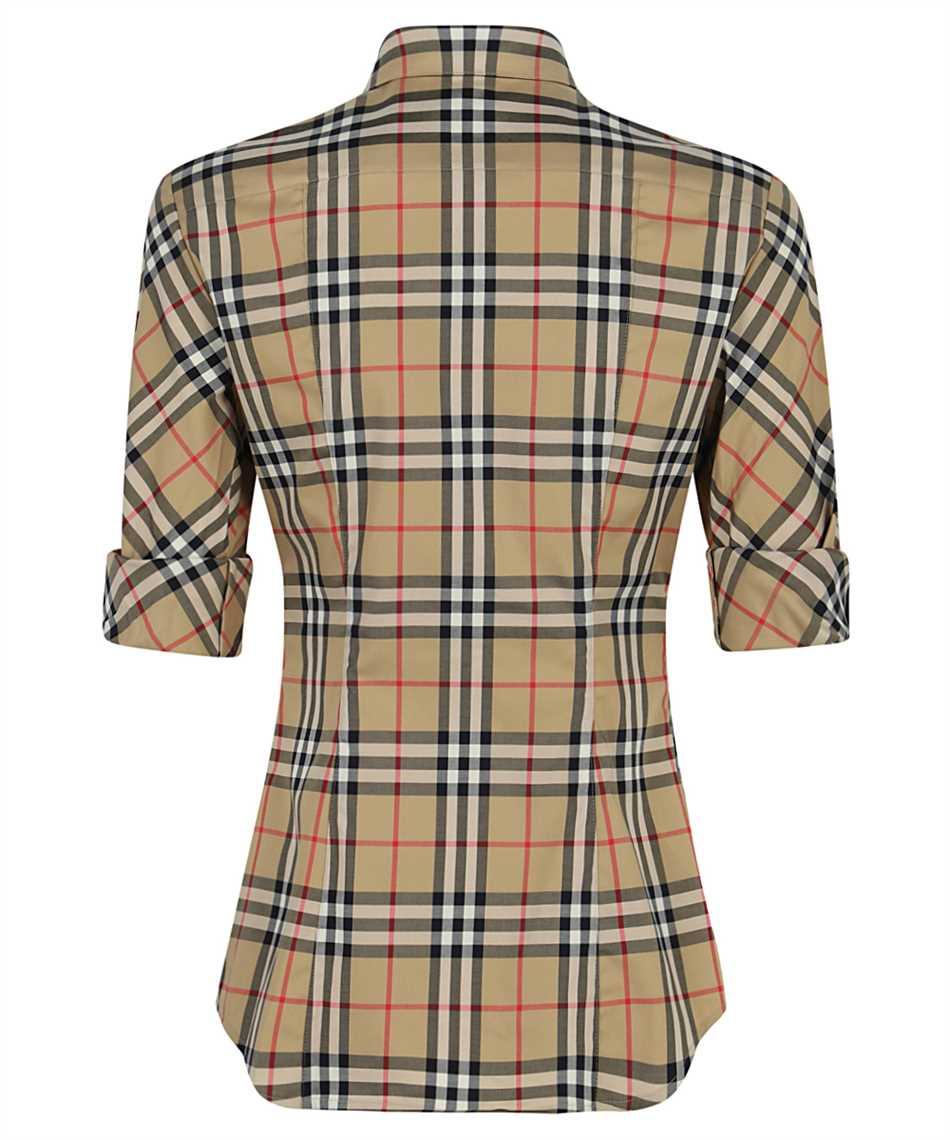 Burberry 8018475 STRETCH COTTON TWILL Shirt 2