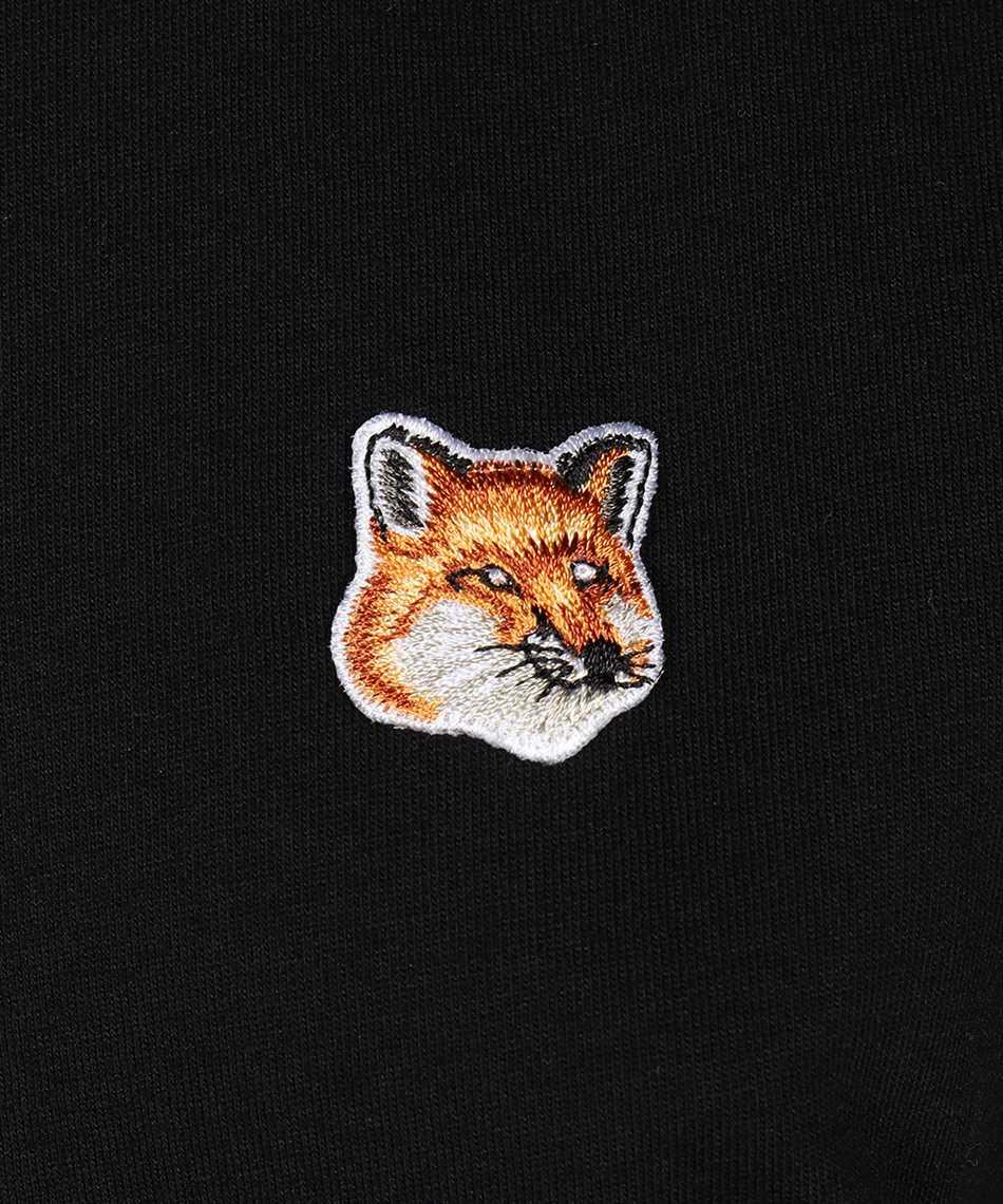 Maison Kitsune AW00103KJ0005 FOX HEAD PATCH CLASSIC T-Shirt 3