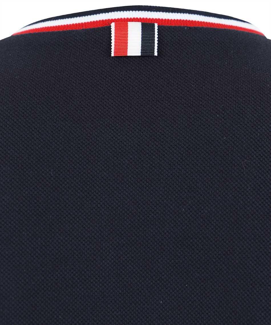 Thom Browne FJT139A 00050 CLASSIC PIQUE Strickjacke 3