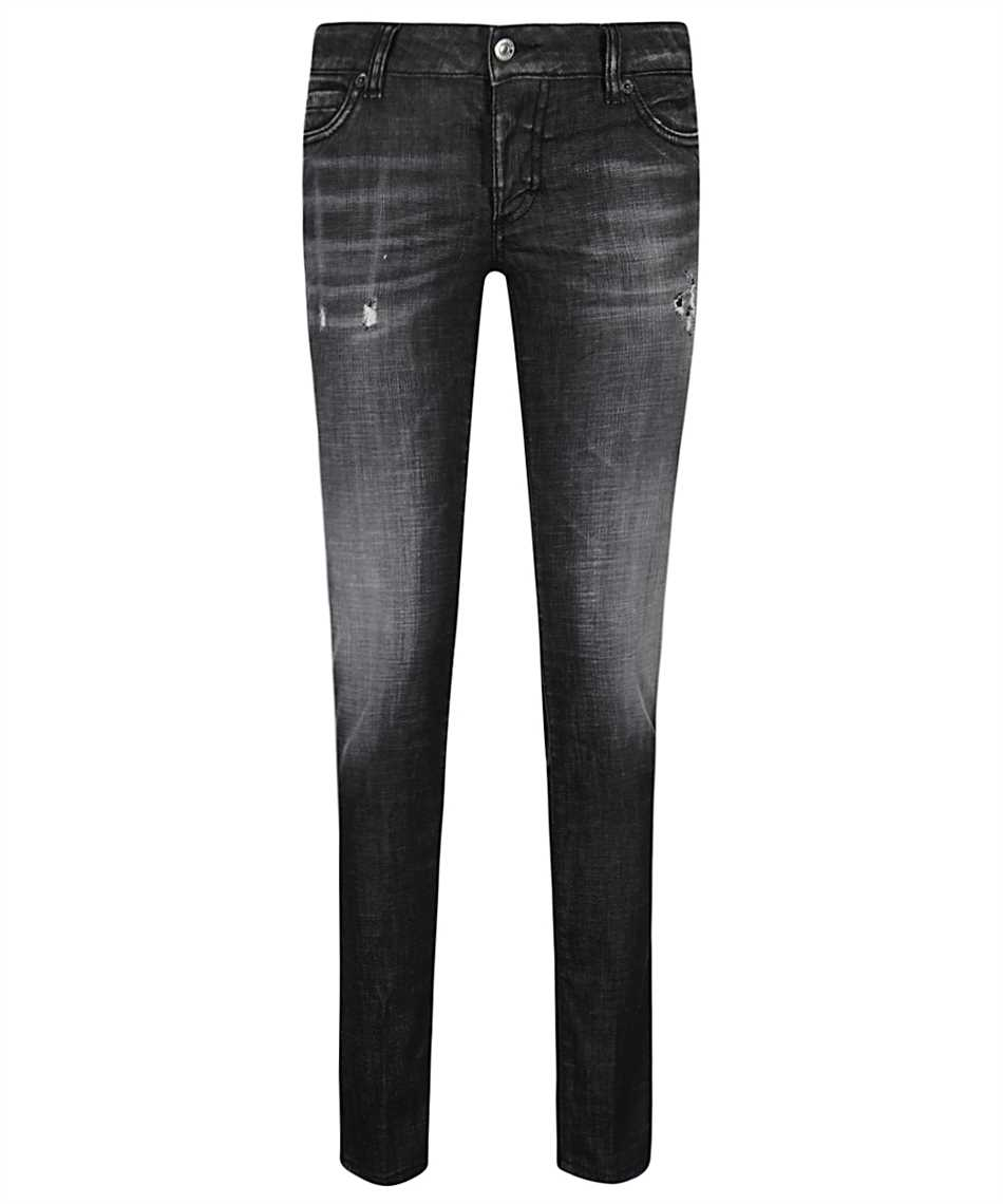 Dsquared2 S75LB0432 S30357 BLACK 2 WASH JENNIFER Džínsy 1
