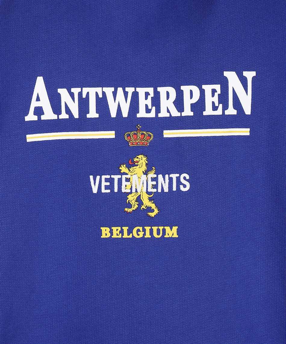 Vetements UE51TR440R ANTWERP LOGO Kapuzen-Sweatshirt 3