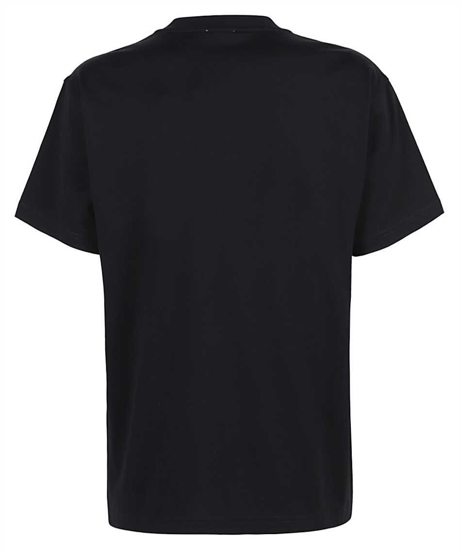 Burberry 8037382 LOGO PRINT COTTON OVERSIZED T-shirt 2