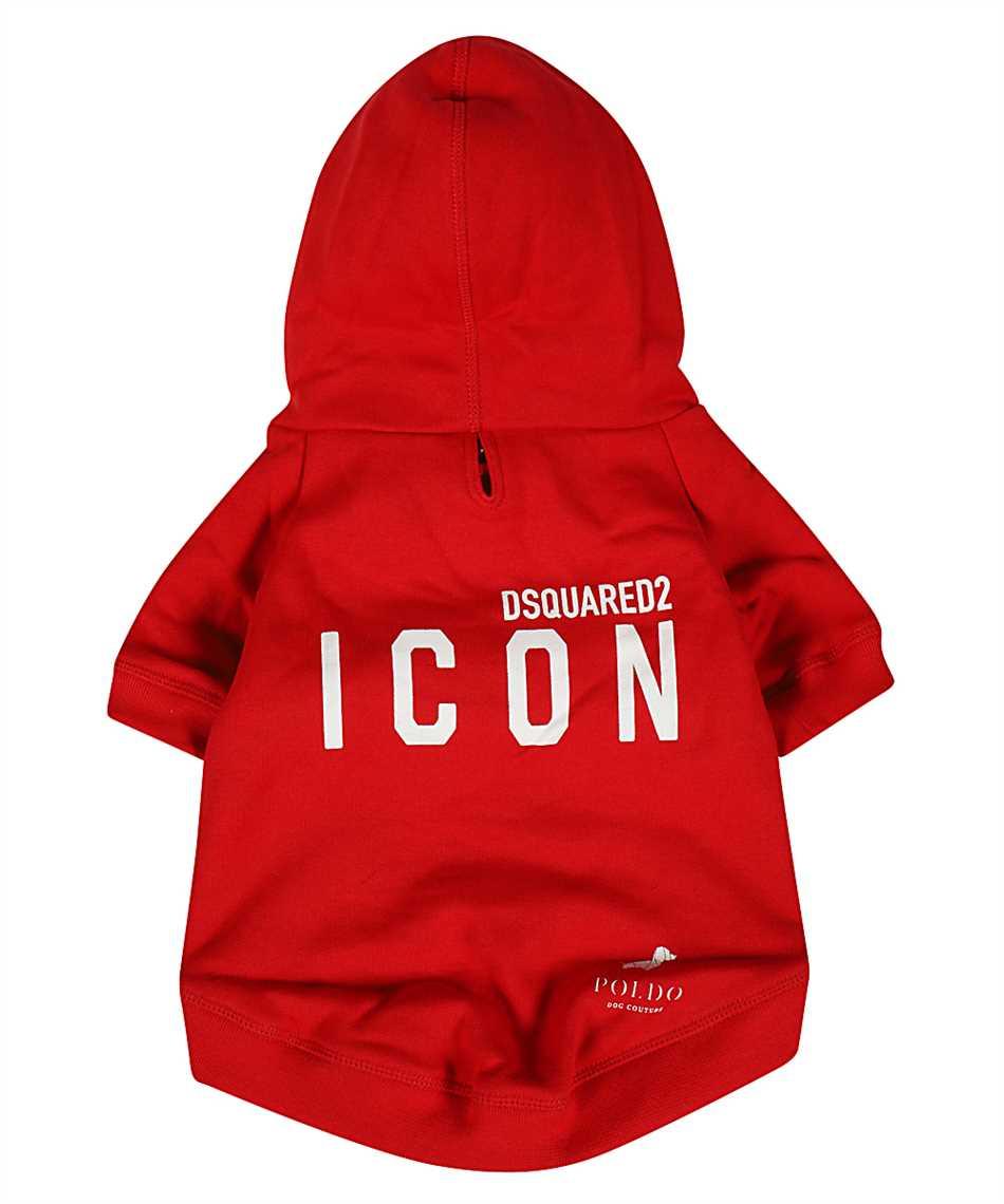 Dsquared2 SSP0001 16803642 D2 x POLDO ICON Sweatshirt 2