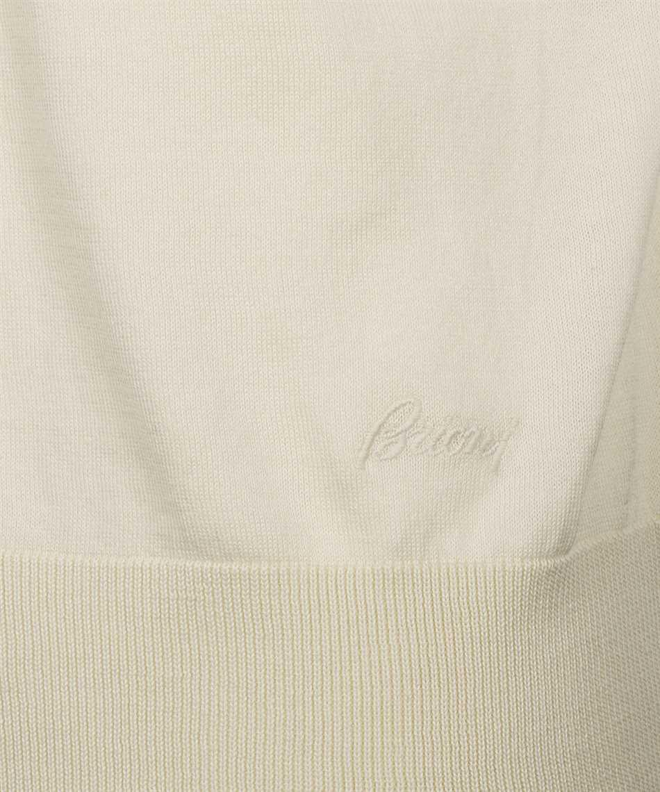 Brioni UMR00L O8K01 T-shirt 3