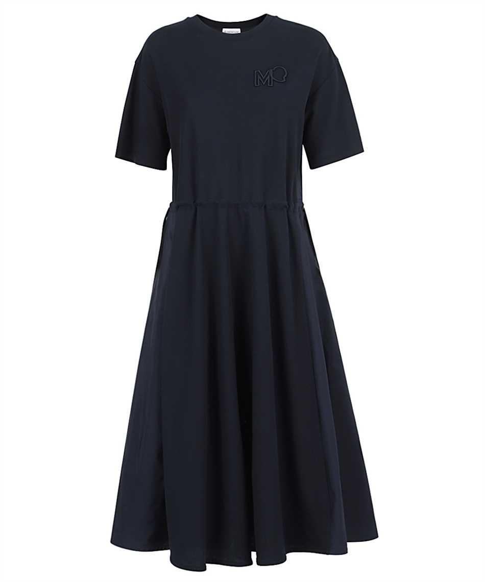 Moncler 8I723.10 84720 SHORT SLEEVE MIDI Kleid 1