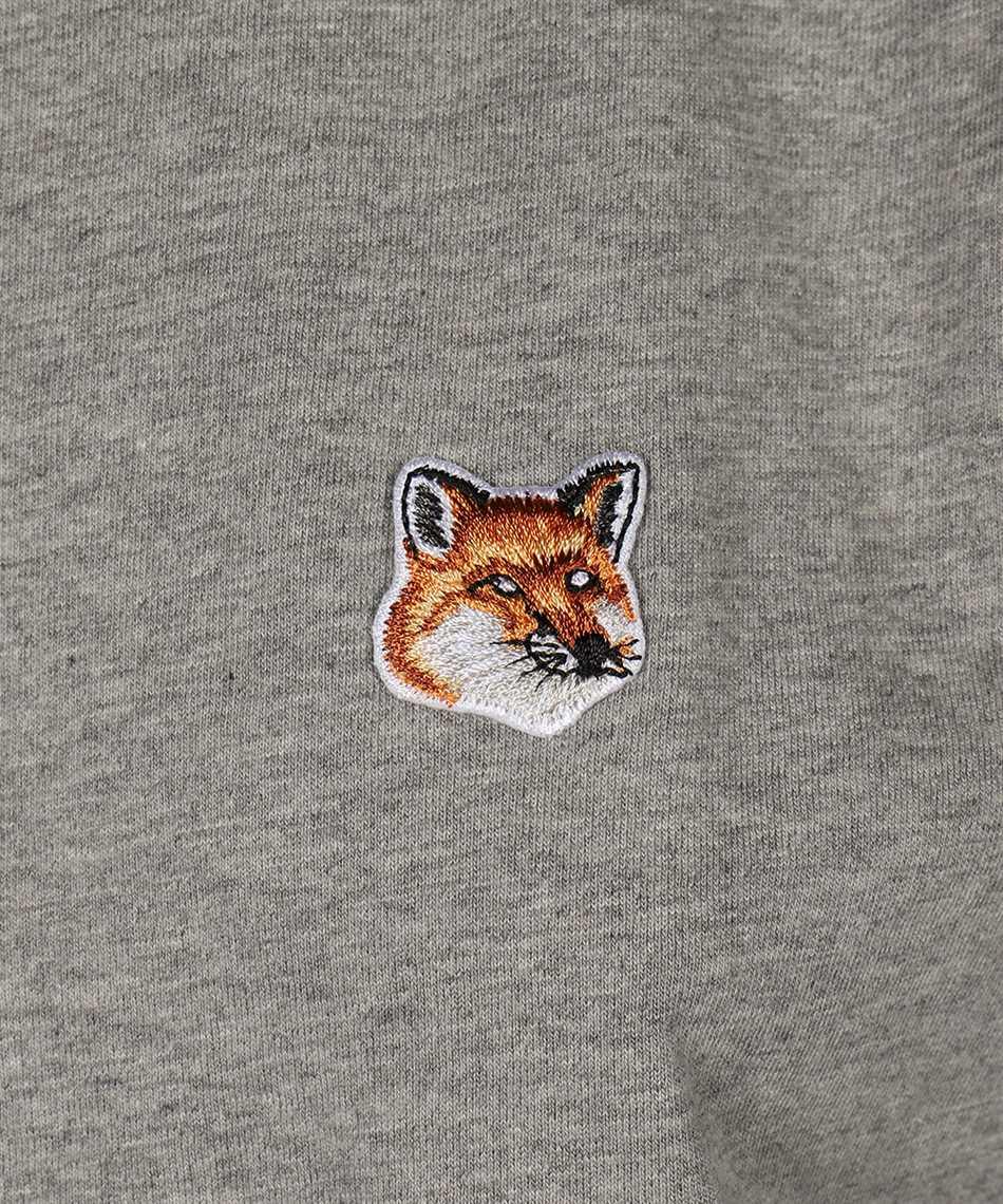 Maison Kitsune AW00103KJ0005 FOX HEAD PATCH CLASSIC Tričko 3