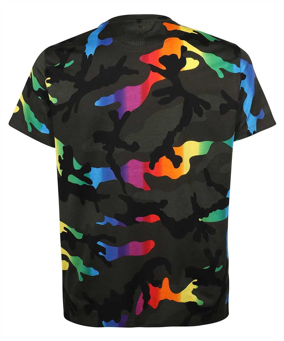 Valentino VV3MG00W72Q CAMOU PRINT T-shirt 2