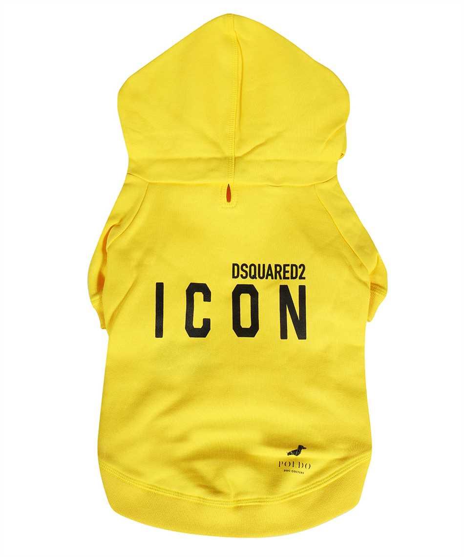 Dsquared2 SSP0001 16803642 D2 x POLDO ICON Dog sweatshirt 1