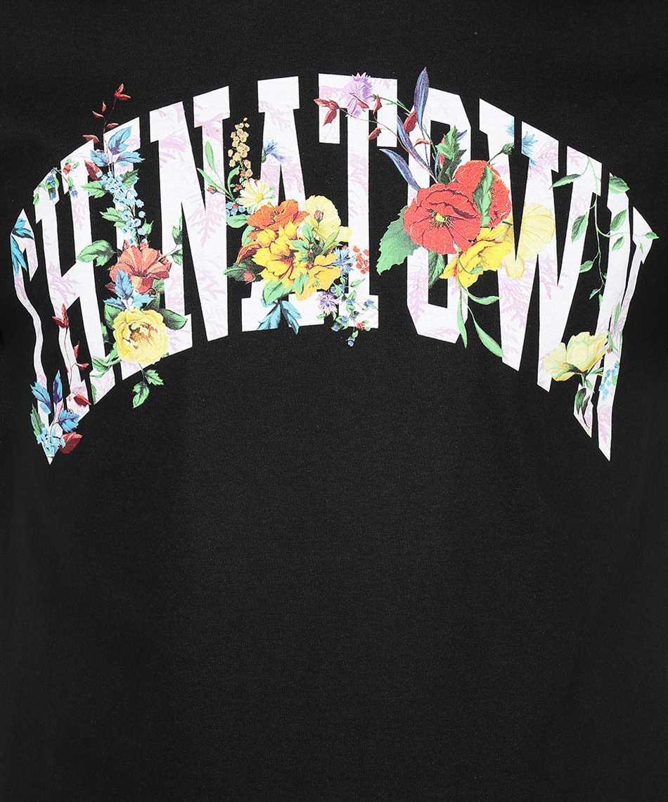 Chinatown Market 1990269 FLOWER ARC T-shirt 3