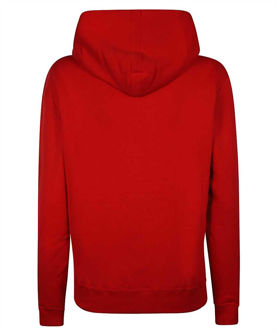 Saint Laurent 641193 YBQZ2 LOGO Kapuzen-Sweatshirt 2