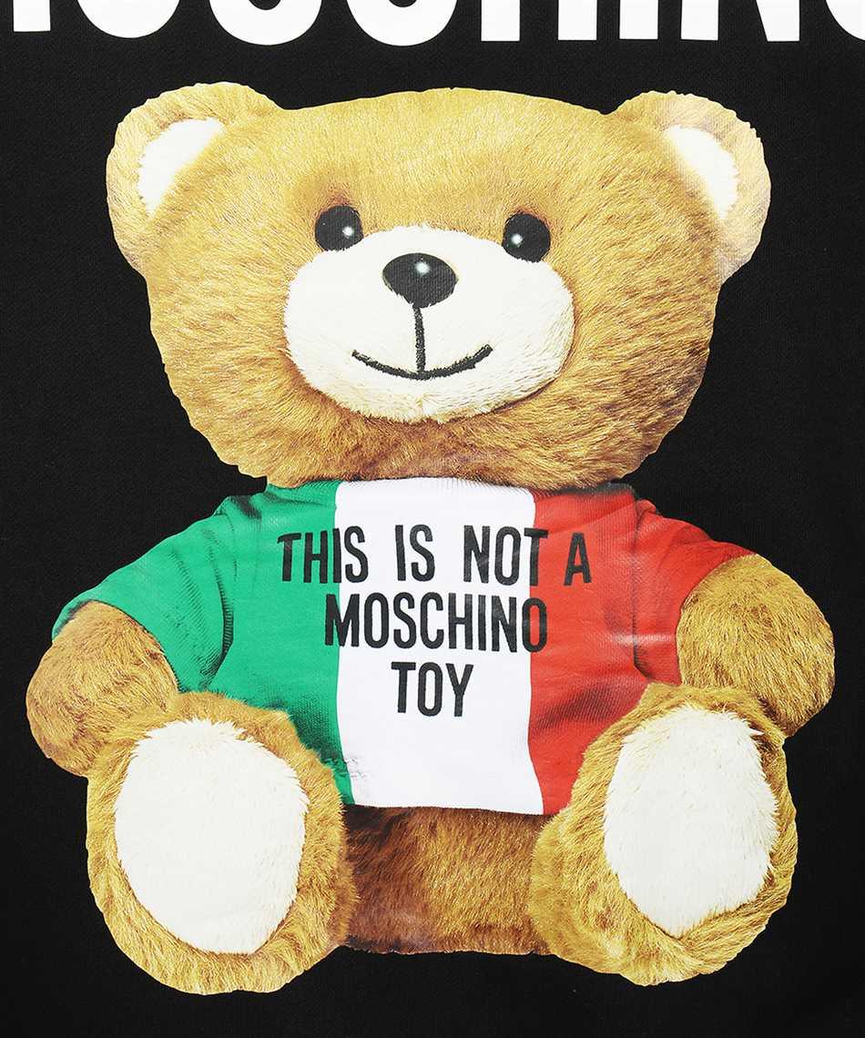 Moschino V1734 2027 ITALIAN TEDDY BEAR Kapuzen-Sweatshirt 3