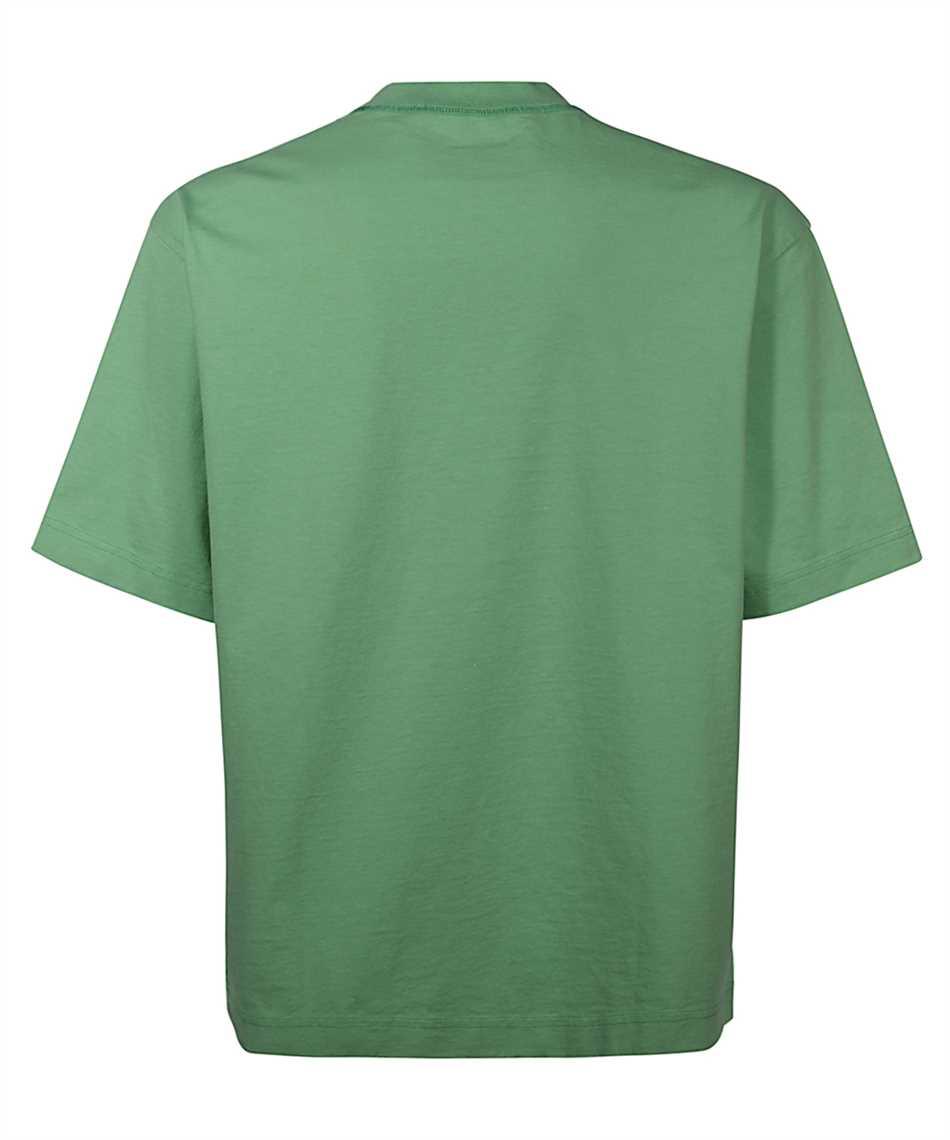Acne FN MN TSHI000245 PRINTED T-shirt 2