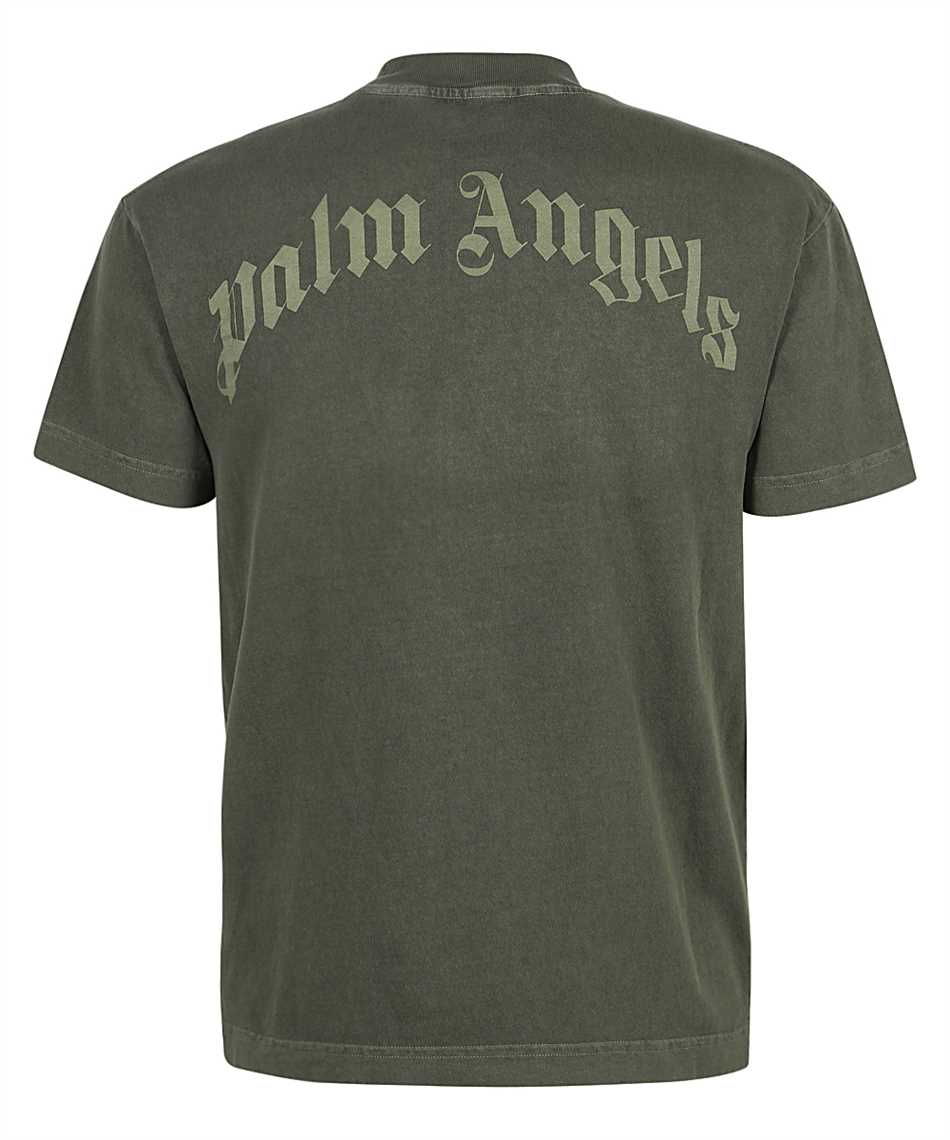 Palm Angels PMAA001S21JER016 BEAR CLASSIC T-shirt 2