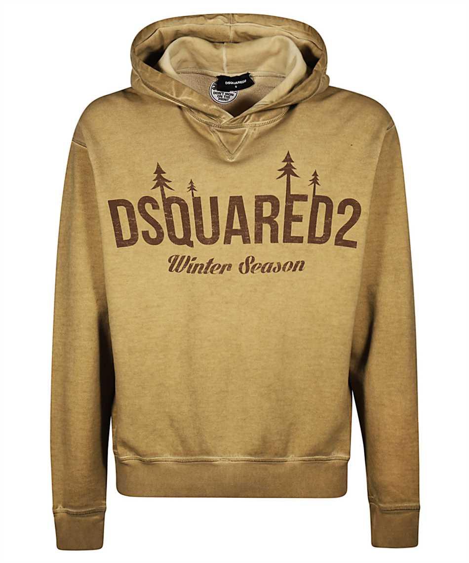 Dsquared2 S71GU0401 S25030 WINTER SEASON Kapuzen-Sweatshirt 1