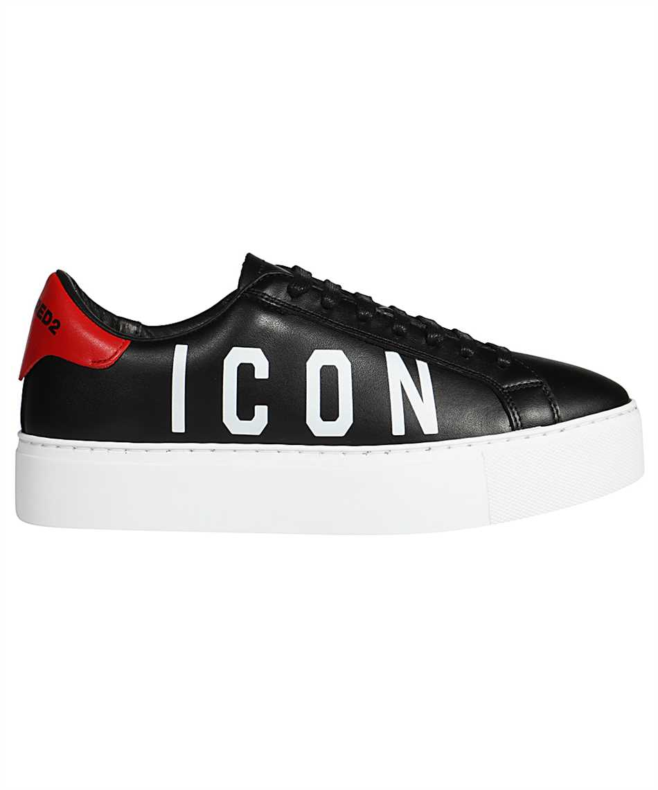 Dsquared2 SNW0008 01502228 ICON NEW TENNIS Tenisky 1