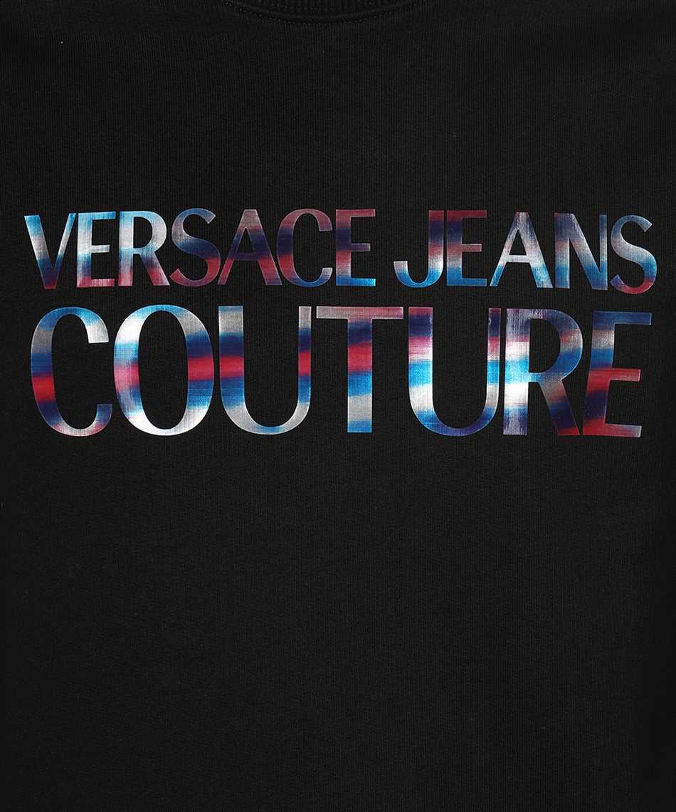 Versace Jeans Couture B7GWA7GE 30438 LOGO REFLECTIVE Mikina 3