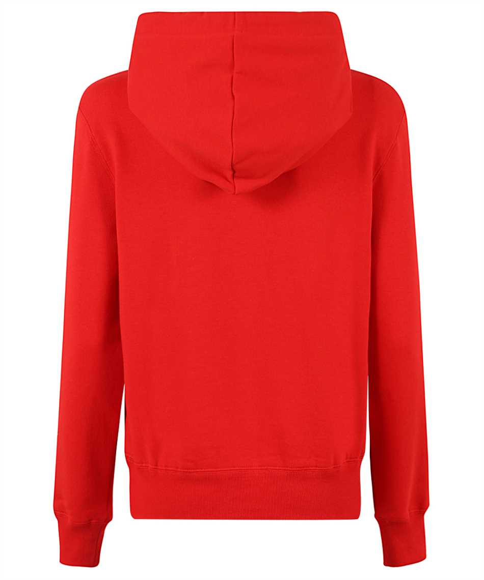 Lanvin RW TO698J JR32 H20 Kapuzen-Sweatshirt 2