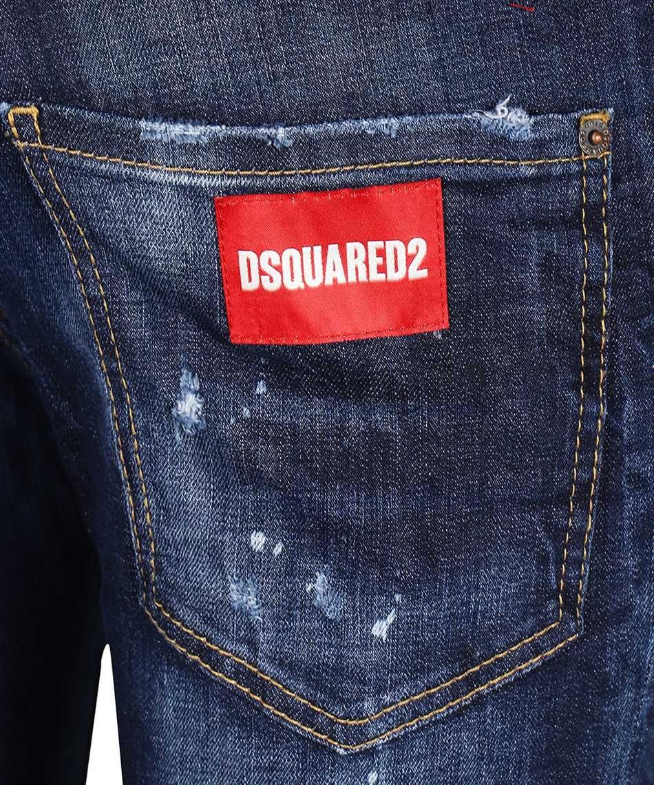 Dsquared2 S71LB0780 S30664 SKATER Džínsy 3