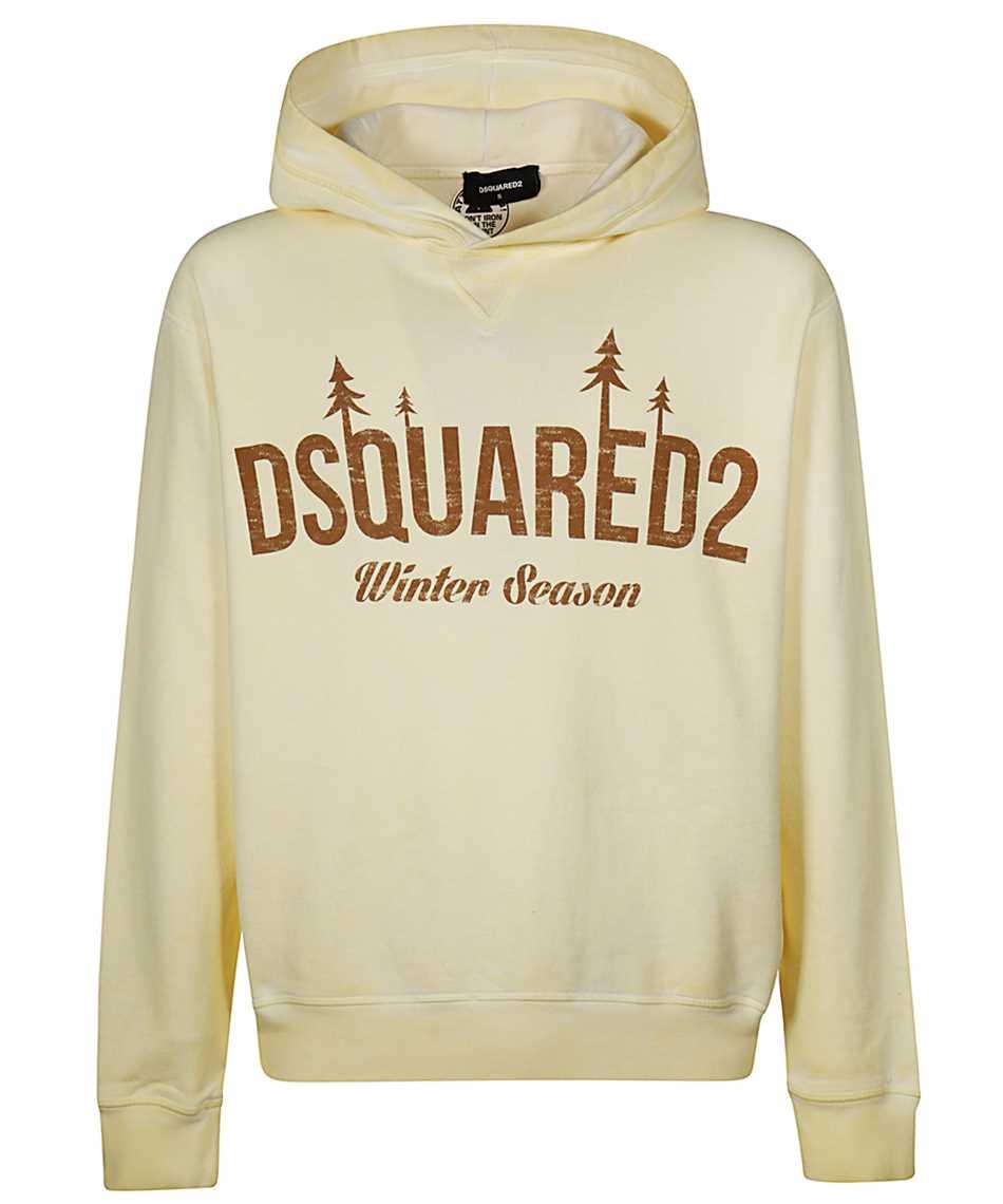 Dsquared2 S71GU0401 S25030 WINTER SEASON Mikina 1