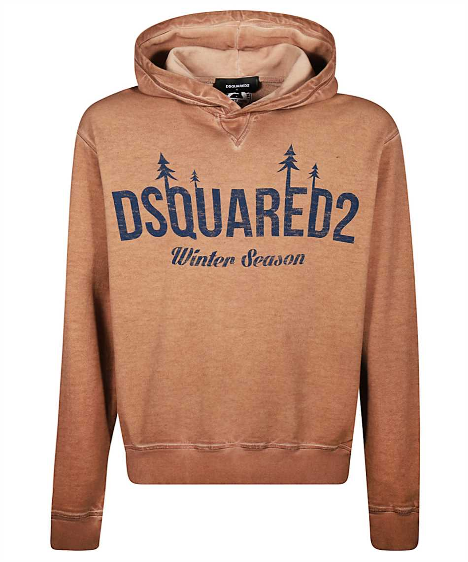 Dsquared2 S71GU0401 S25030 WINTER SEASON Mikina 1