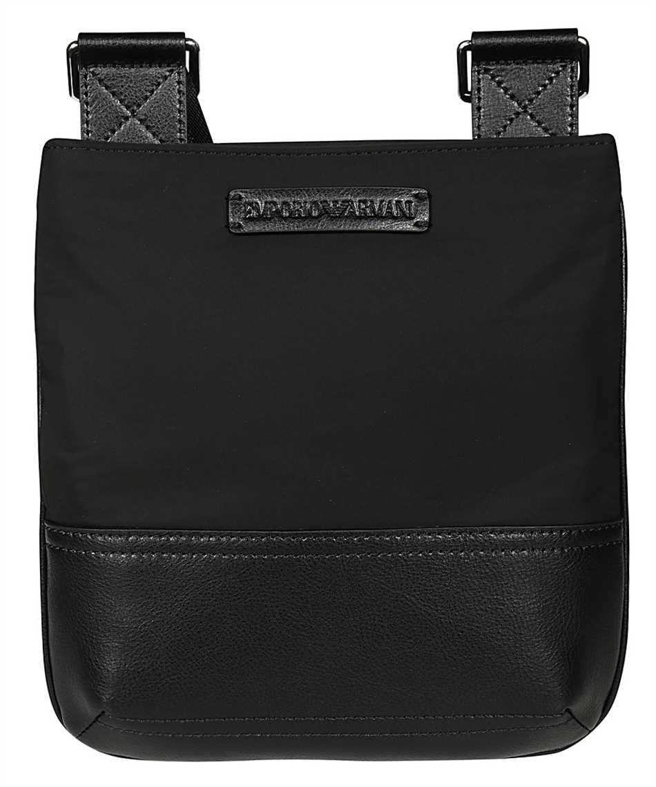 Emporio Armani Y4M234 YOB3E WOVEN MESSENGER Bag 1