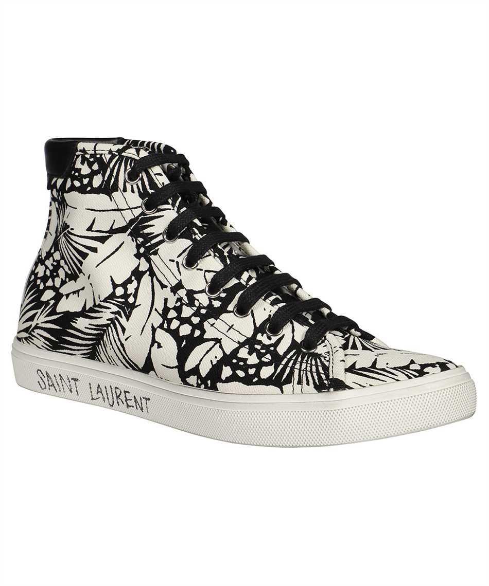 Saint Laurent 606075 2OV20 MALIBU MID-TOP Sneakers 2