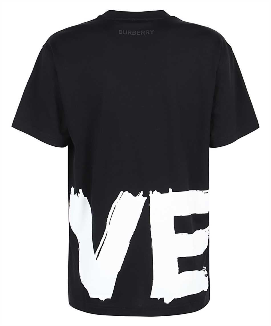 Burberry 8037302 LOVE PRINT T-Shirt 2