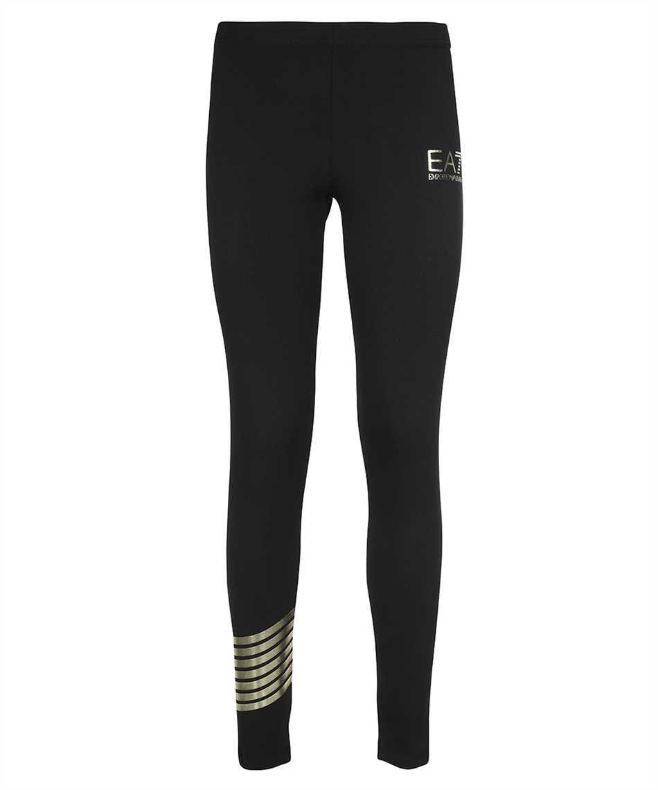 EA7 3KTP86 TJ4SZ SLIM-FIT LEGGIN Trousers 1