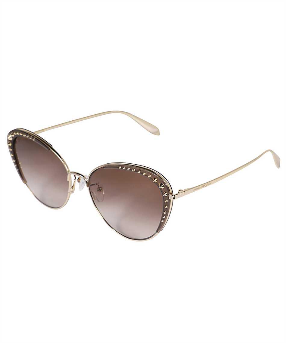 Alexander McQueen 649819 I3330 STUDDED LENS CAT-EYE Sunglasses 2