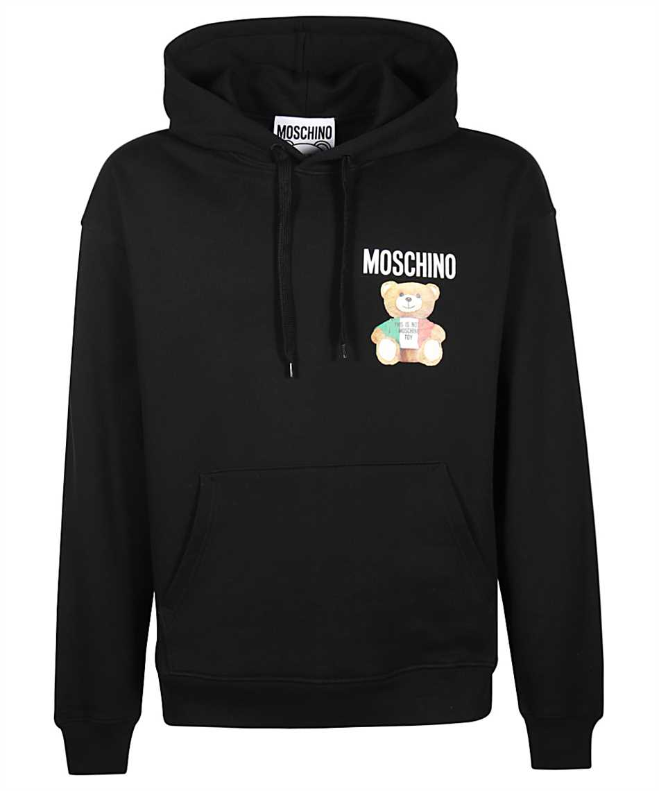 Moschino V1734 2027 ITALIAN TEDDY BEAR Kapuzen-Sweatshirt 1