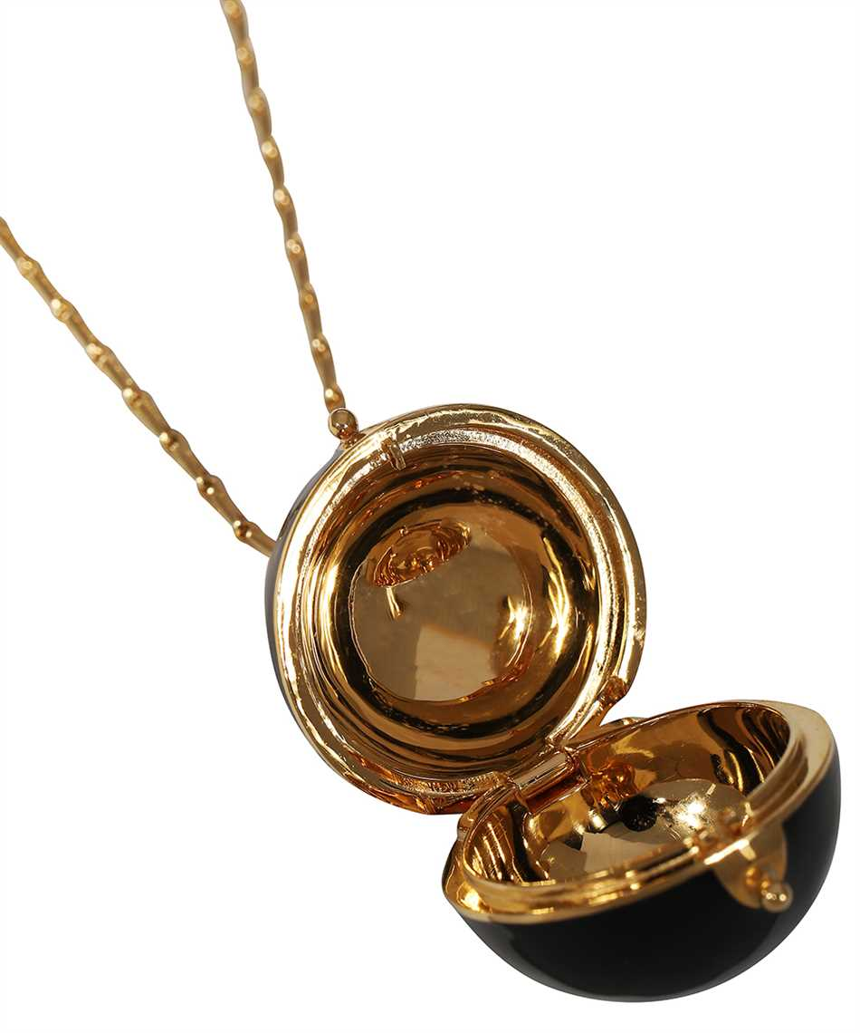 Saint Laurent 632072 Y1521 SPHERE LOCKET BOX PENDANT Necklace 3