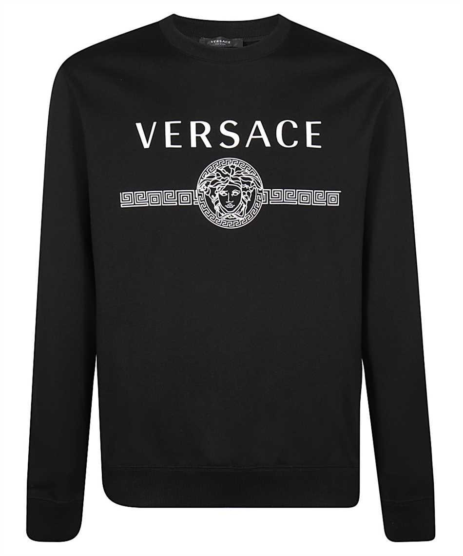 Versace A87574 A231242 MEDUSA LOGO Sweatshirt 1