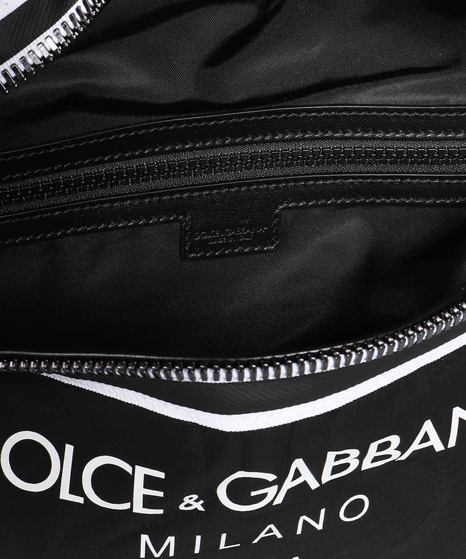 Dolce & Gabbana BM1760 AW140 LOGO PRINT Belt bag 3