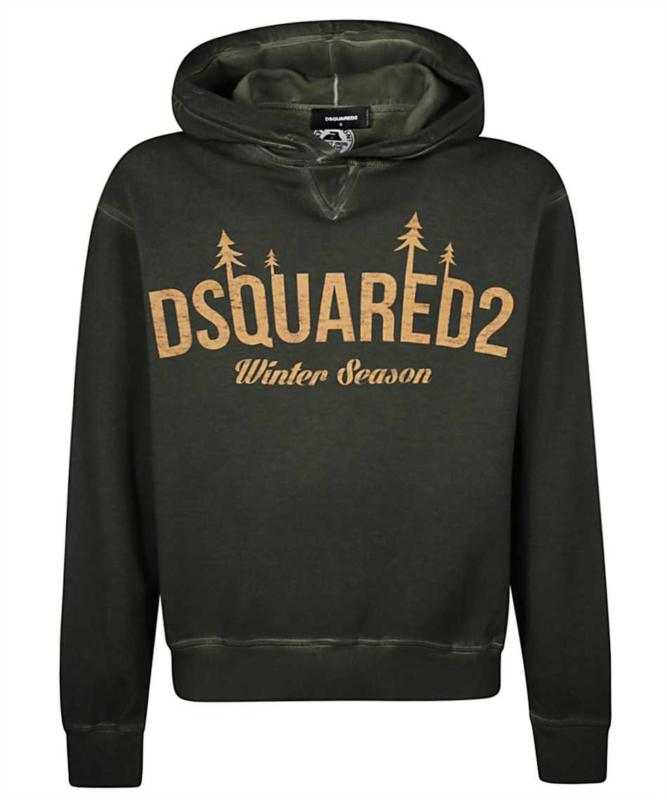 Dsquared2 S71GU0401 S25030 WINTER SEASON Hoodie 1