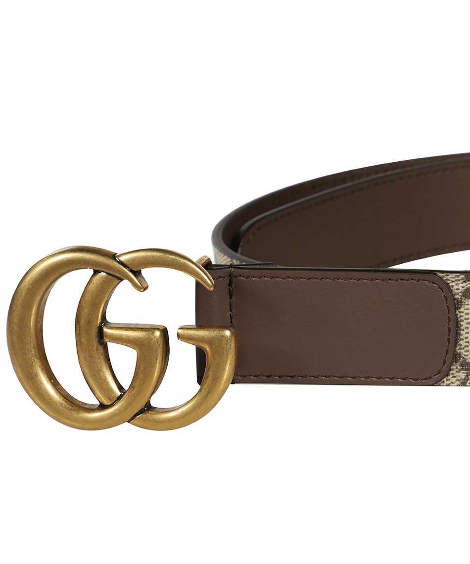 Gucci 625839 92TLT DOUBLE G Opasok 3