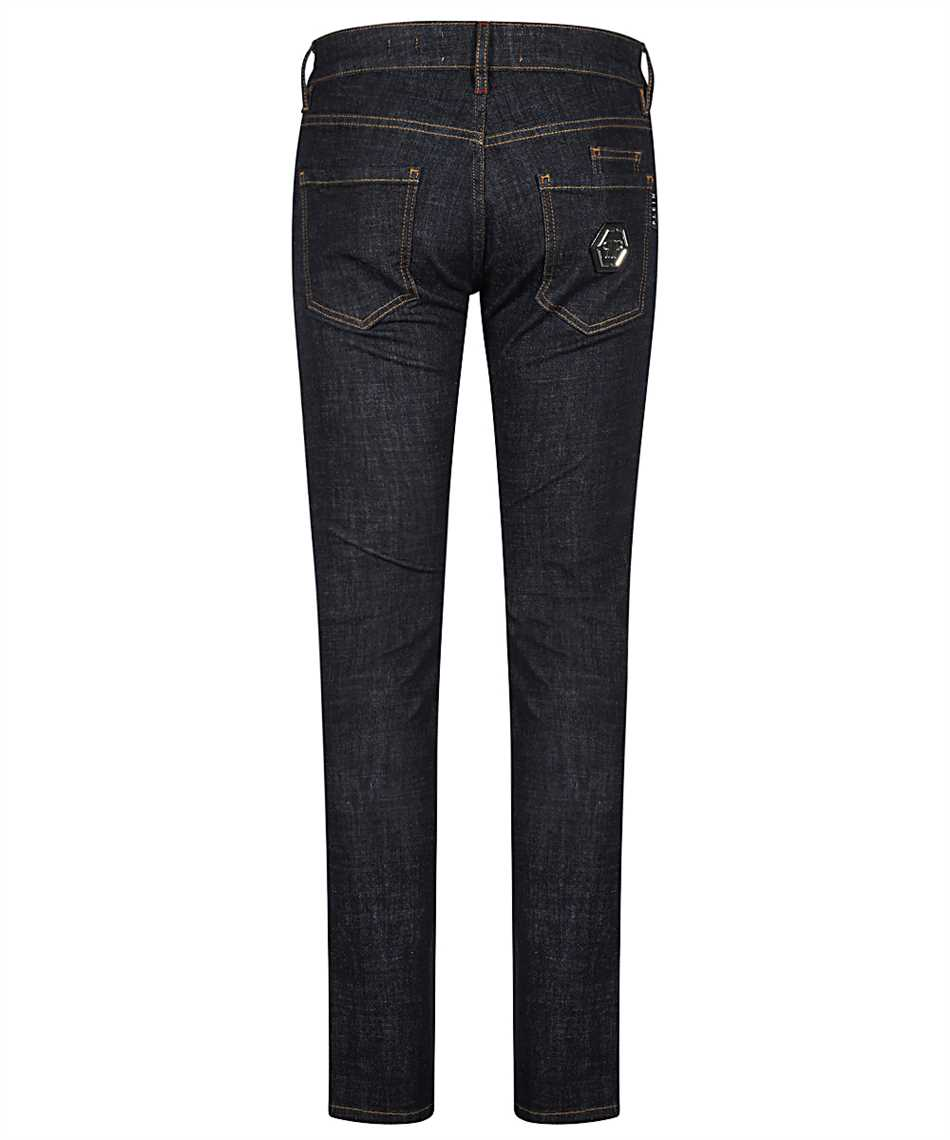 Philipp Plein F20C MDT2281 PDE004N SUPER STRAIGHT Jeans 2