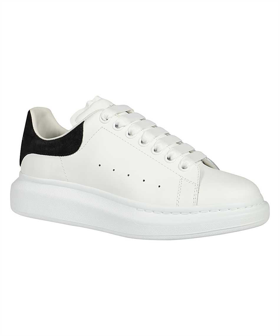 Alexander McQueen 625162 WHZ4K SUEDE OVERSIZED Sneakers 2