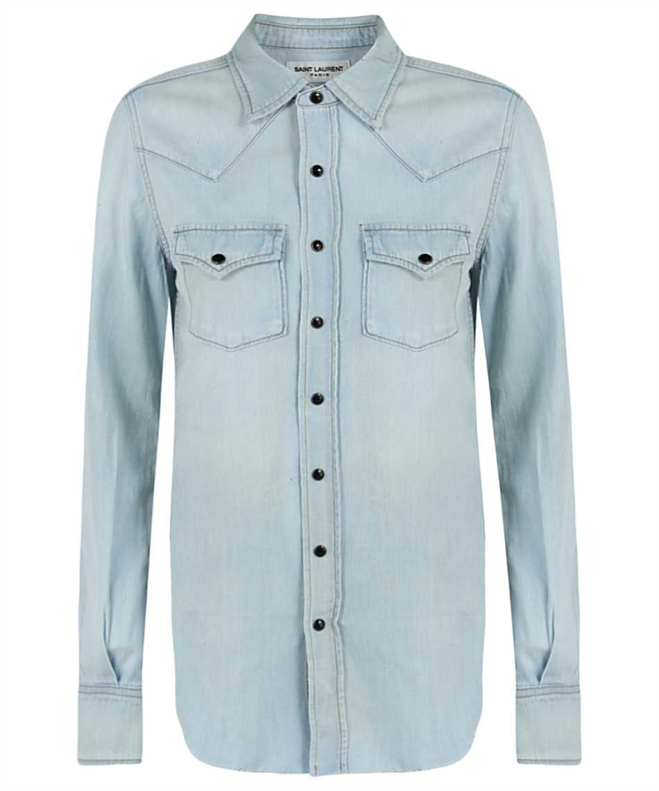 Saint Laurent 651160 Y24AB CLASSIC WESTERN Shirt 1