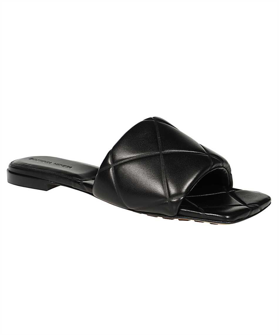 Bottega Veneta 639940 VBP30 RUBBER LIDO FLAT Sandals 2
