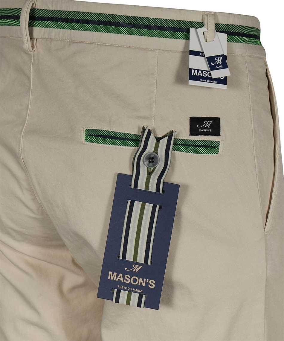 Mason's 9BE24593N2 ME303 TORINO ELEGANCE SLIM FIT Shorts 3