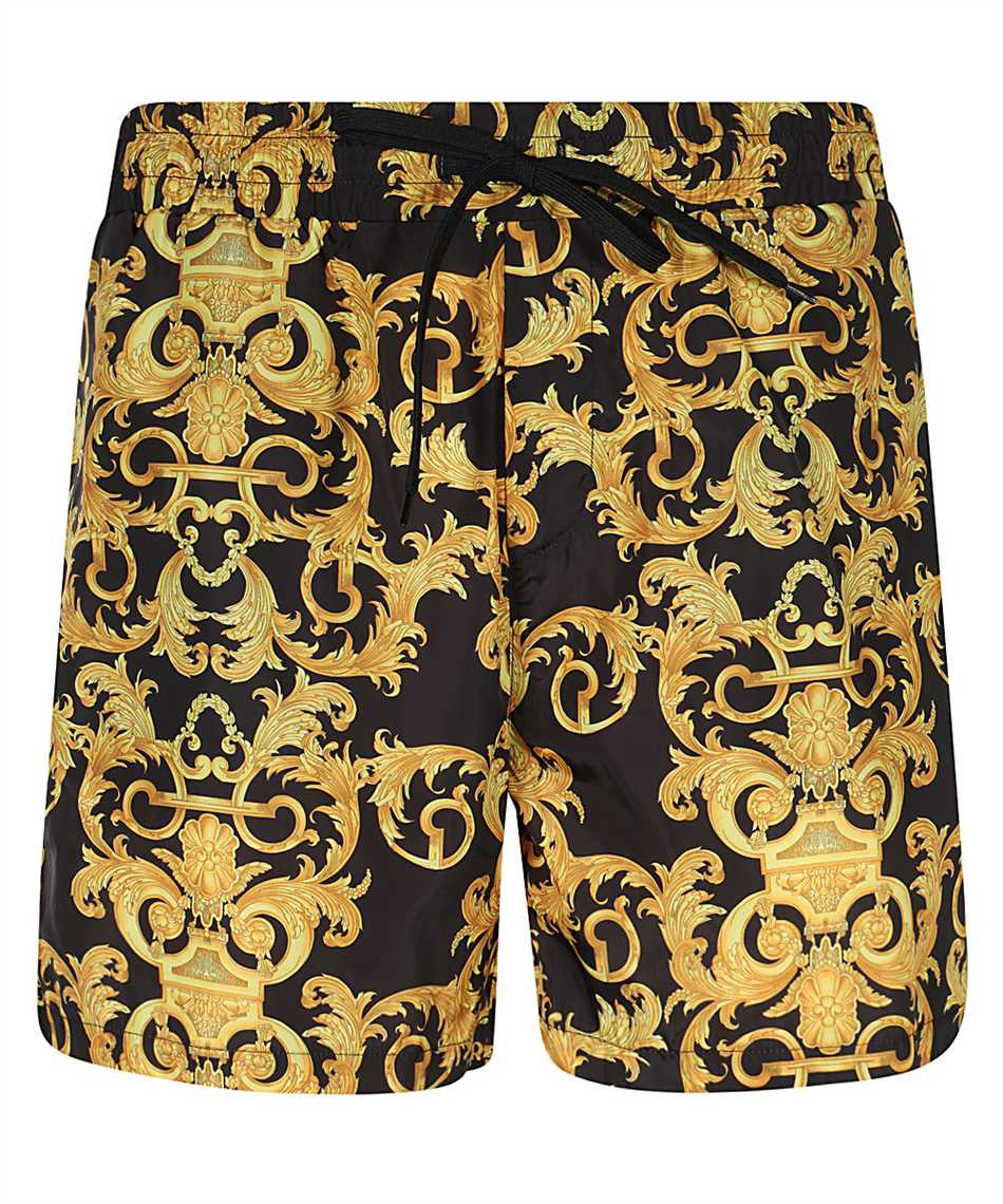 Versace Jeans Couture A4GWA1A6 25193 BAROQUE PRINT Shorts 1