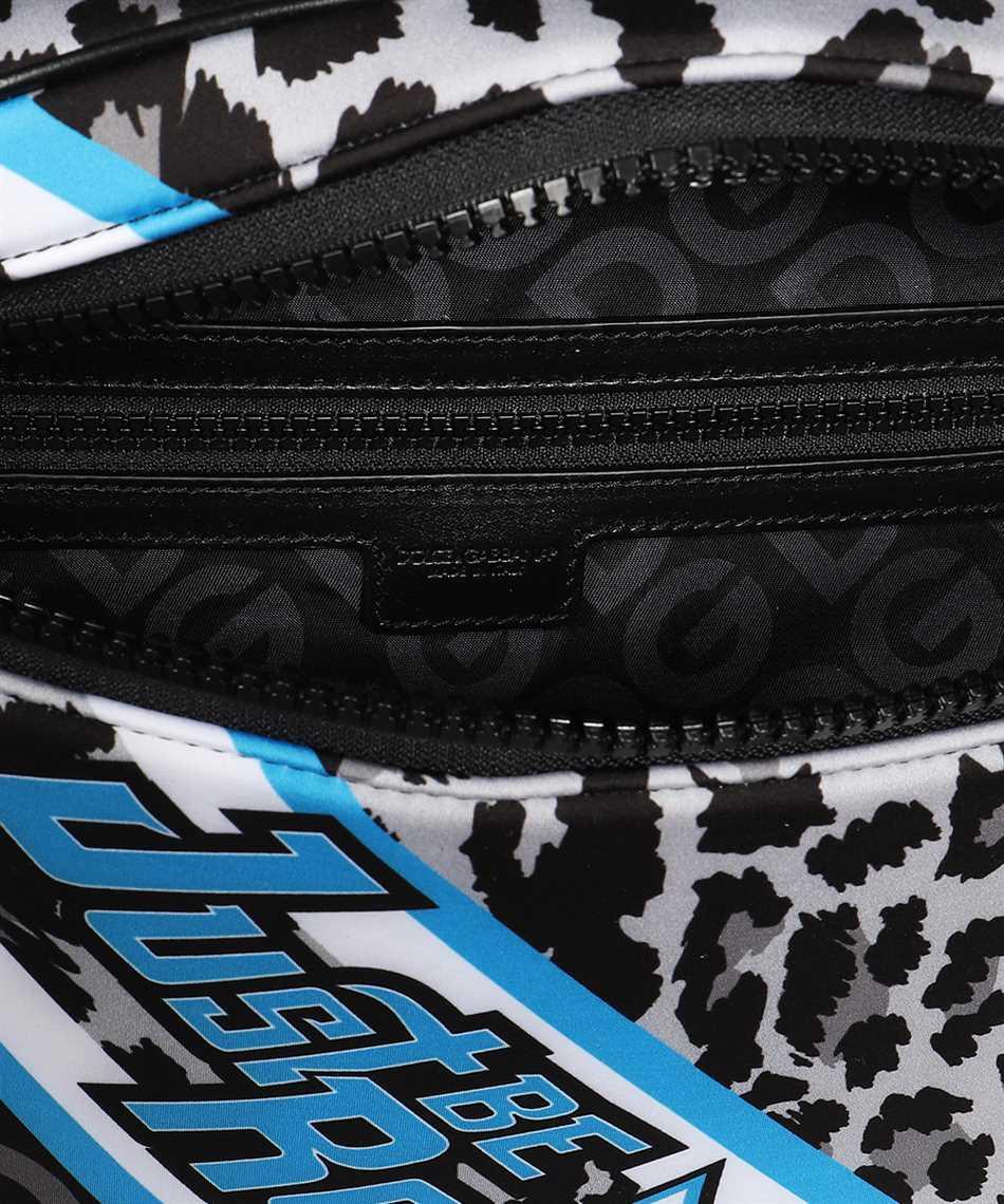 Dolce & Gabbana BM1760 AX897 JUNGLE SPORT Belt bag 3