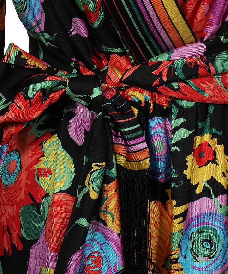 Gucci 650508 ZAGJU FLORAL Dress 3