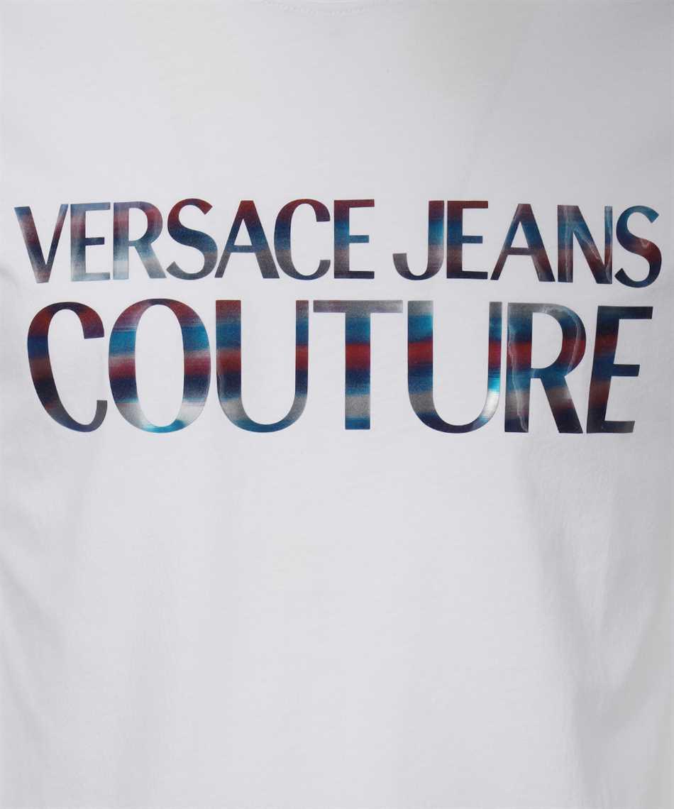 Versace Jeans Couture B3GWA7GB 30382 SLIM LOGO REFLECTIVE Tričko 3