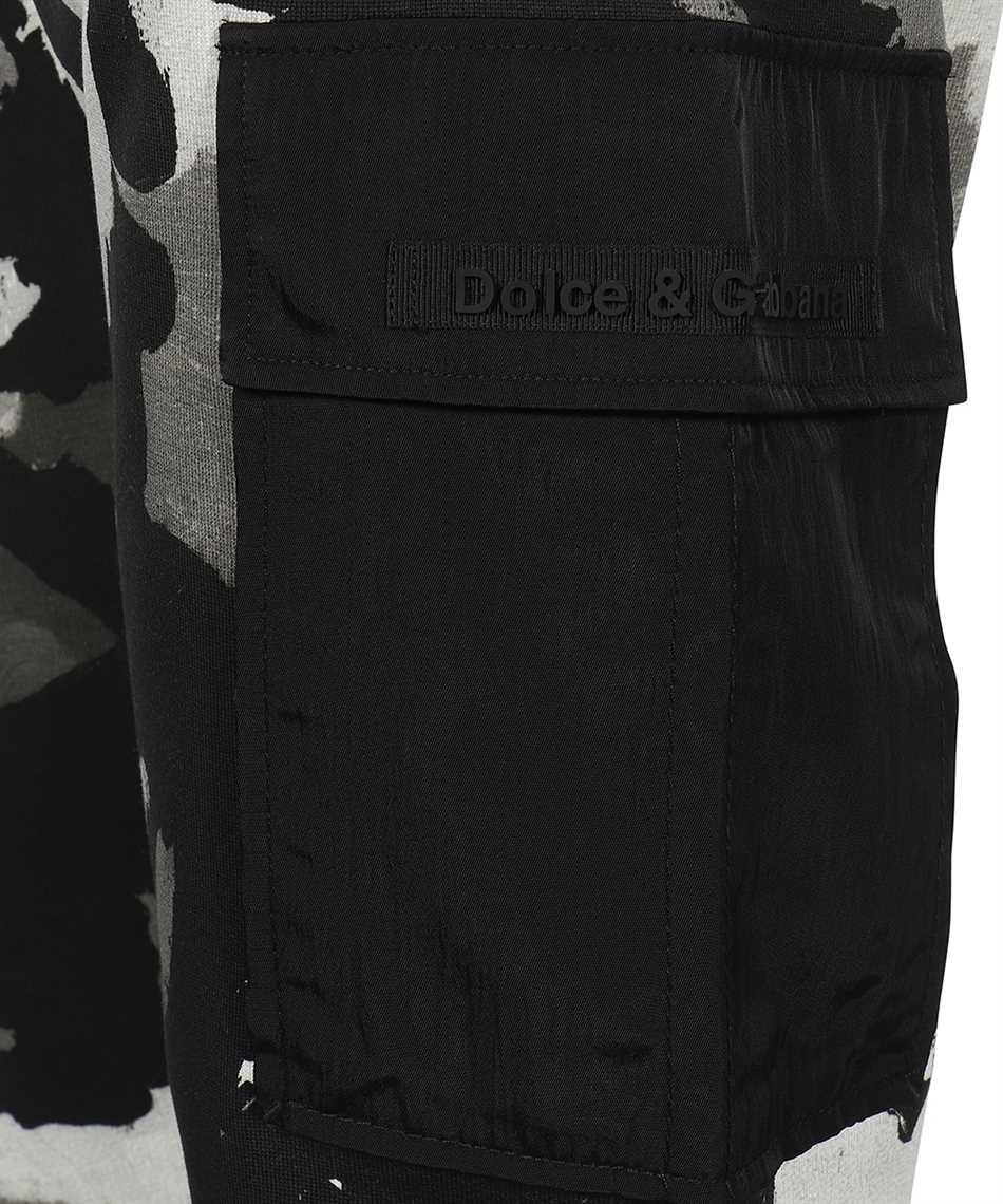 Dolce & Gabbana GWEGAZ HS7ES CAMOUFLAGE JOGGING Nohavice 3