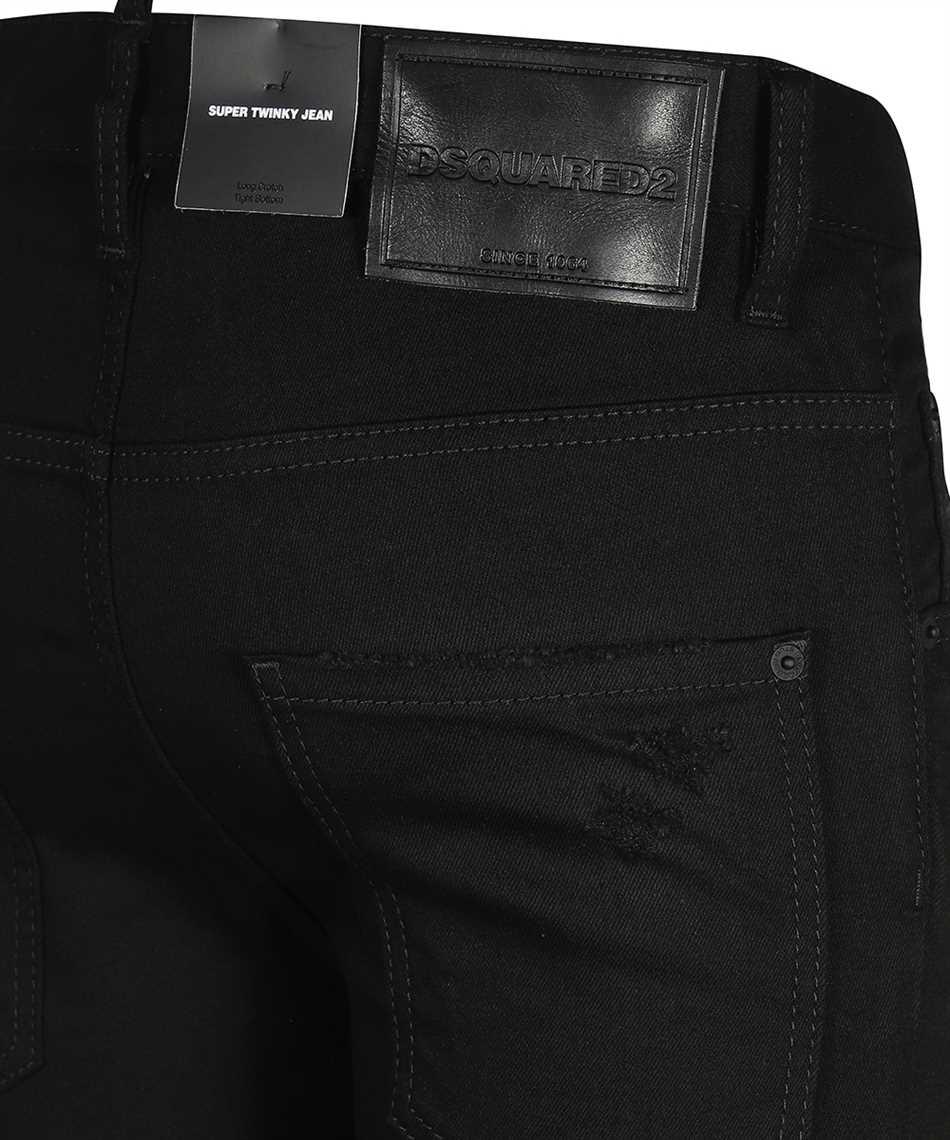 Dsquared2 S71LB0845 S30602 SUPER TWINKY Jeans 3